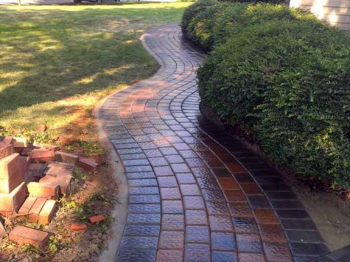 Suffolk Walkway Contractor